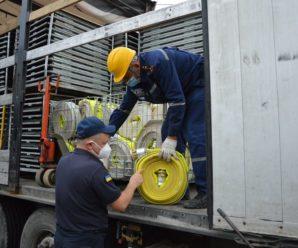 Прикарпаття отримало гуманітарну допомогу від Королівства Швеції