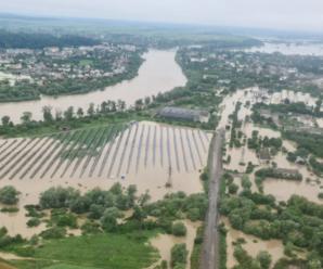 Західна Україна опинилася під загрозою потопів: опублікований прогноз
